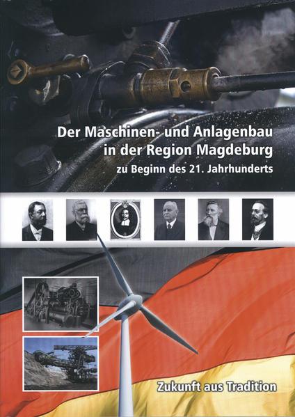 Der Maschinen- und Anlagenbau in der Region Magdeburg zu Beginn des 21. Jahhunderts - Coverbild