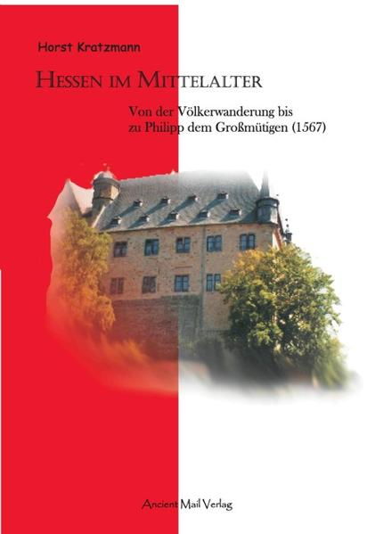 Hessen im Mittelalter - Coverbild