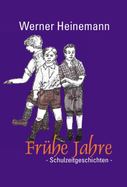 Frühe Jahre - Coverbild