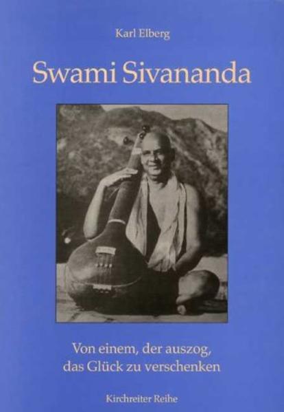 Swami Sivananda - Coverbild