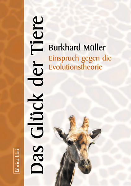 Das Glück der Tiere - Coverbild