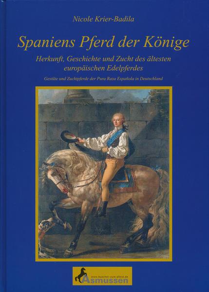 Spaniens Pferd der Könige - Coverbild