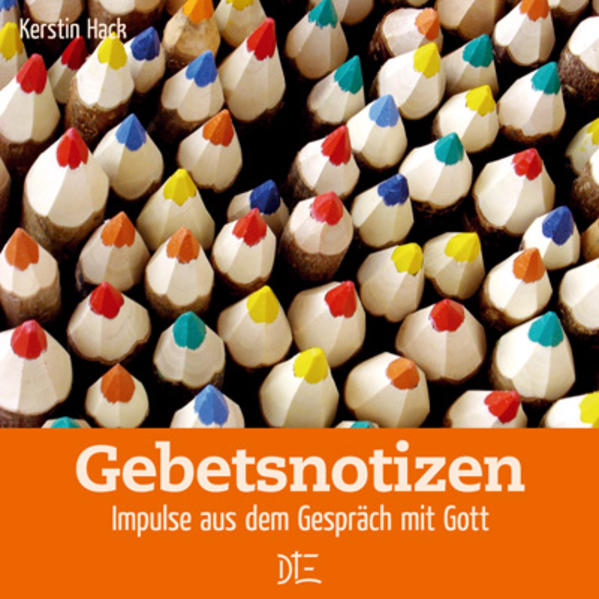Gebetsnotizen - Coverbild