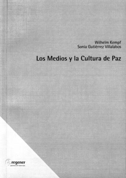Los Medios y la Cultura de Paz - Coverbild