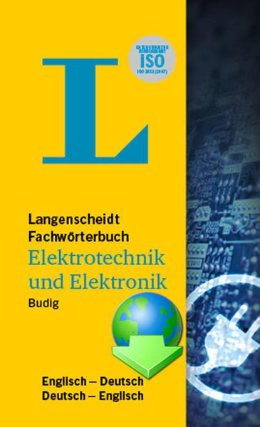 UniLex Fachwörterbuch Elektrotechnik und Elektronik Langenscheidt - Coverbild
