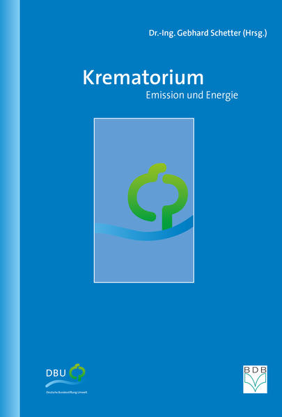 Krematorium - Emission und Energie - Coverbild