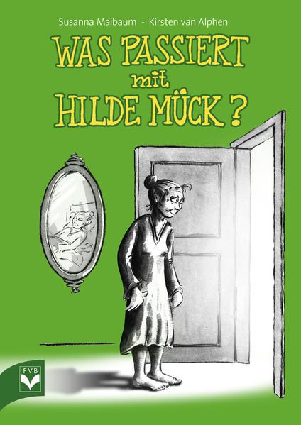 Was passiert mit Hilde Mück? - Coverbild