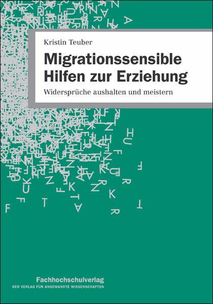 Migrationssensible Hilfen zur Erziehung - Coverbild