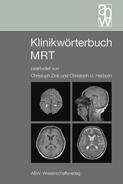 Klinikwörterbuch MRT - Coverbild