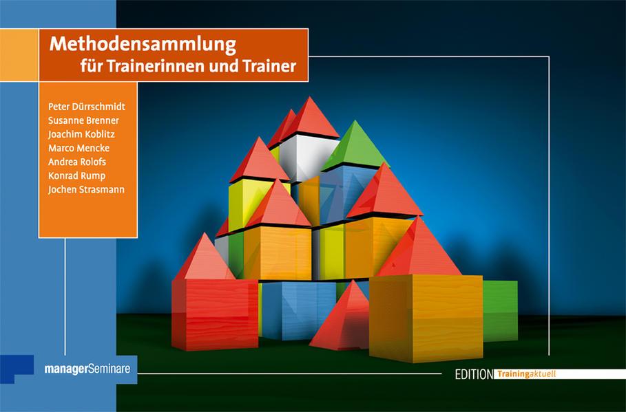 Methodensammlung für Trainerinnen und Trainer - Coverbild