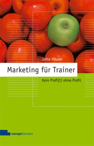 Marketing für Trainer - Coverbild