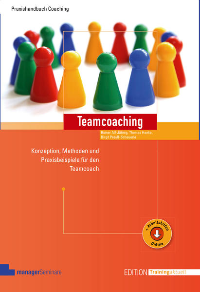 Teamcoaching - Coverbild