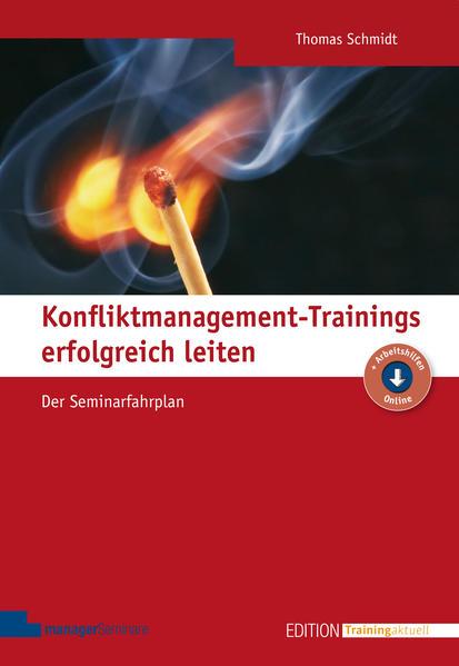 Konfliktmanagement-Trainings erfolgreich leiten - Coverbild