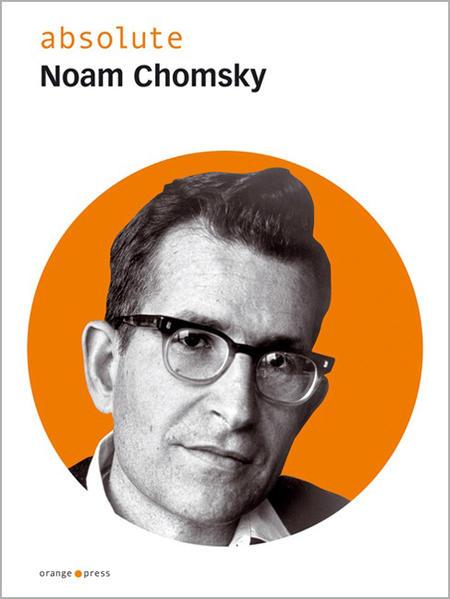 absolute Noam Chomsky - Coverbild