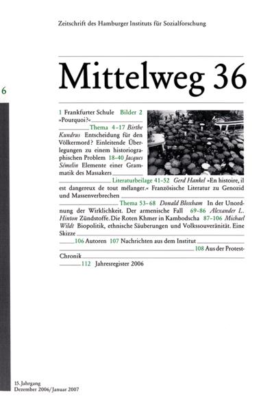 Download Völkermord PDF Kostenlos