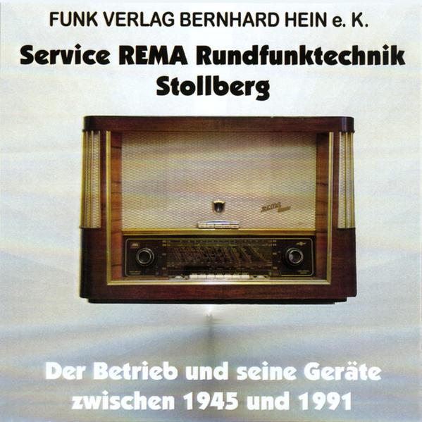 Service-CD REMA - Coverbild