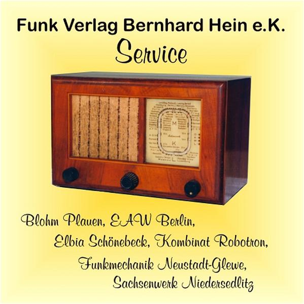 CD-ROM: Service Blohm, EAW, Elbia, Neustadt-Glewe - Coverbild