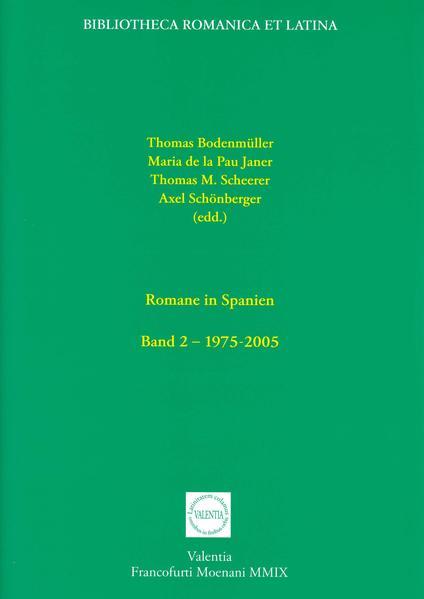 Romane in Spanien - Coverbild