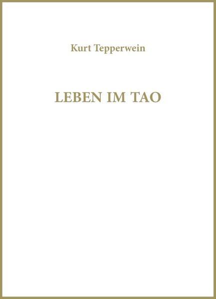 Leben im Tao - Coverbild