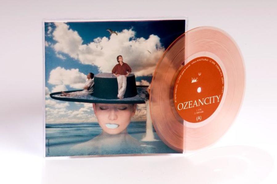 Ozeancity - Coverbild