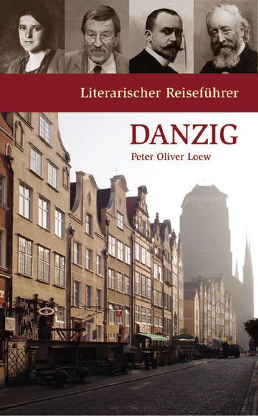 Literarischer Reiseführer Danzig - Coverbild