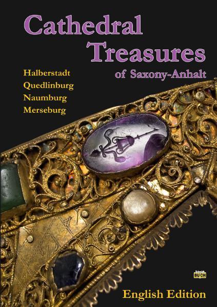 Cathedral Treasures of Saxony-Anhalt - Coverbild