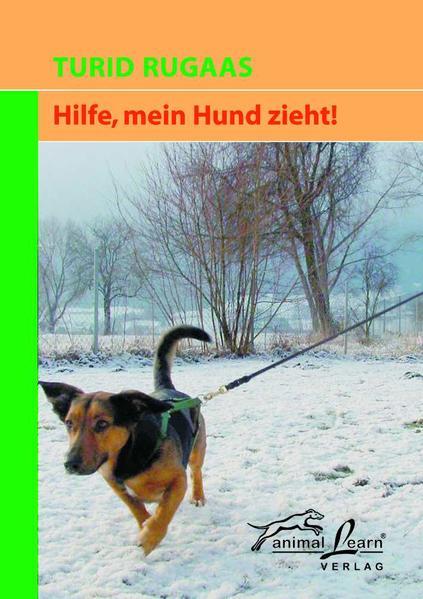 Hilfe, mein Hund zieht! - Coverbild