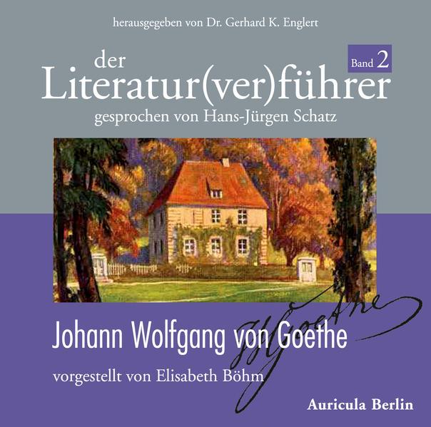 Der Literatur(ver)führer - Band 2: Johann Wolfgang von Goethe - Coverbild