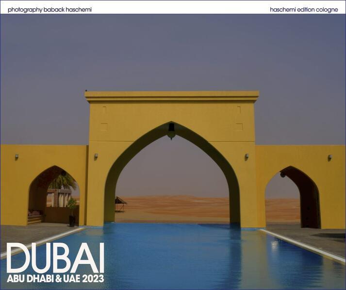Dubai & Abu Dhabi V.A.E. 2017 - Coverbild