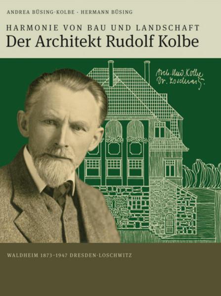 Der Architekt Rudolf Kolbe - Coverbild
