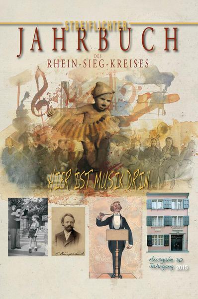 Jahrbuch des Rhein-Sieg-Kreises 2015 - Coverbild