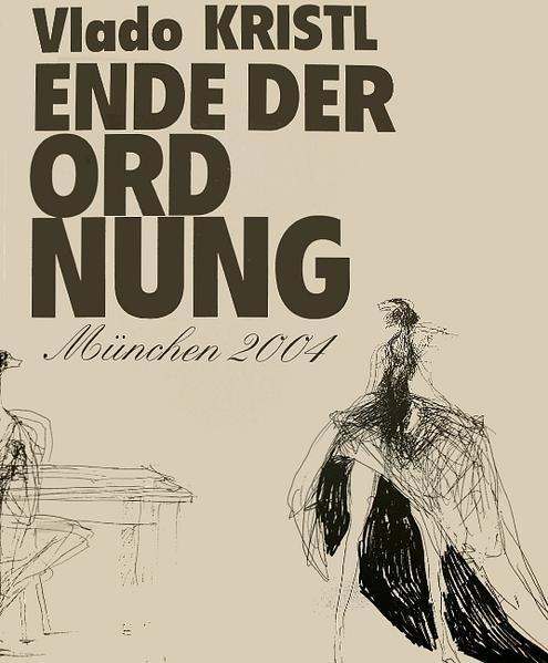 Ende der Ordnung - Coverbild