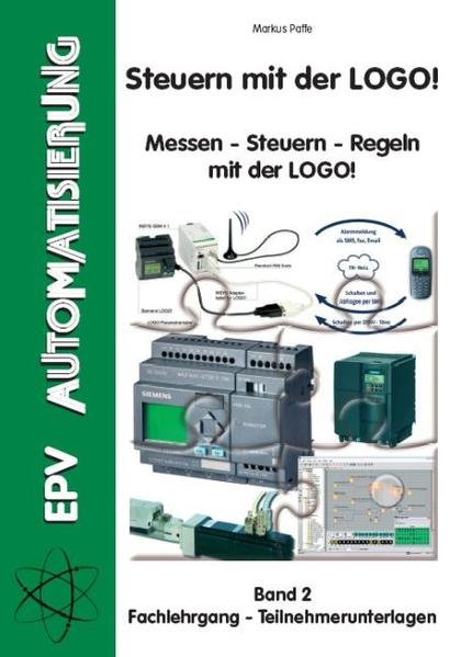 Steuern mit der LOGO! - Coverbild