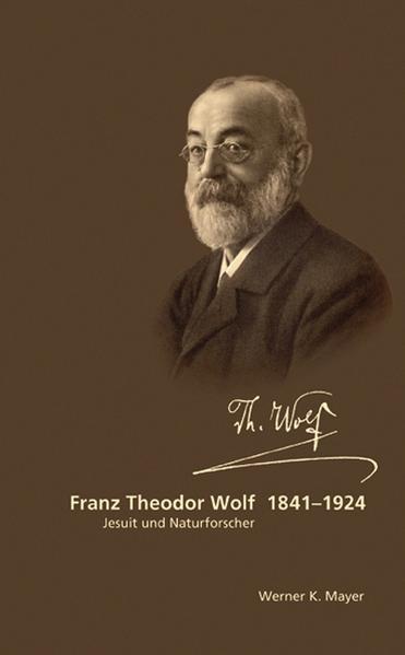 Franz Theodor Wolf 1841 - 1924 - Coverbild