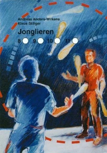 Jonglieren 8 - Coverbild