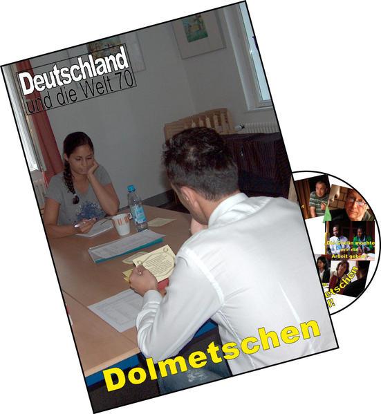 Dolmetschen - Coverbild