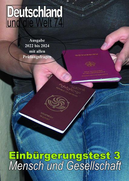 Einbürgerungstest 3 - Coverbild