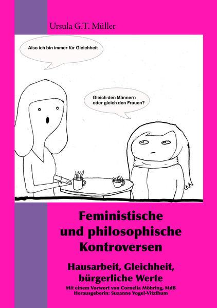 Feministische und philosophische Kontroversen - Coverbild