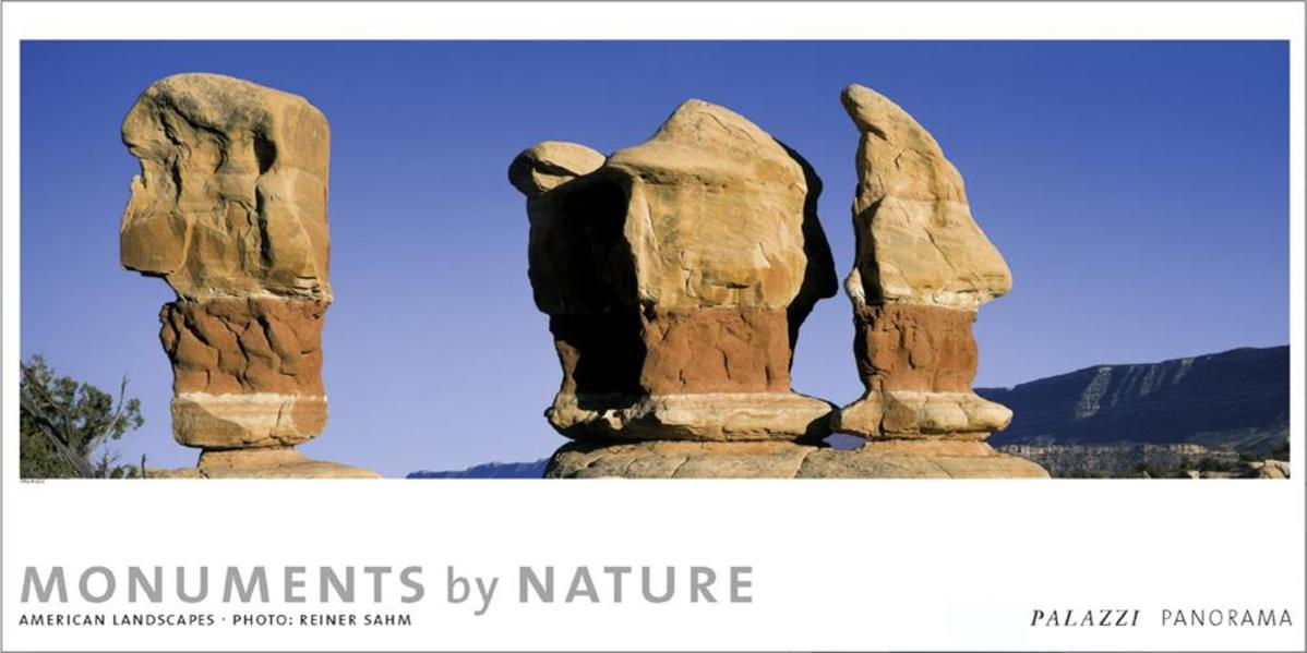 MONUMENTS BY NATURE - Coverbild