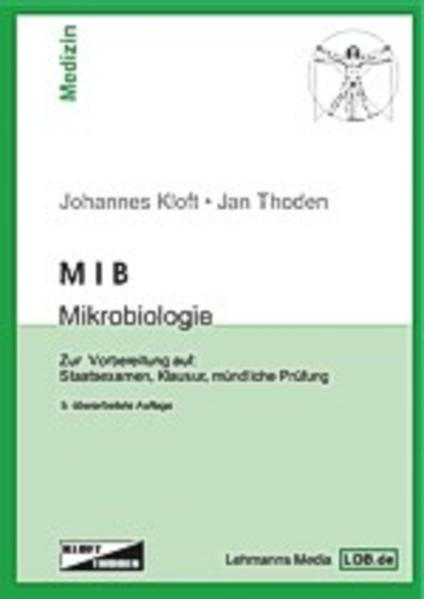 MIB - Mikrobiologie - Coverbild