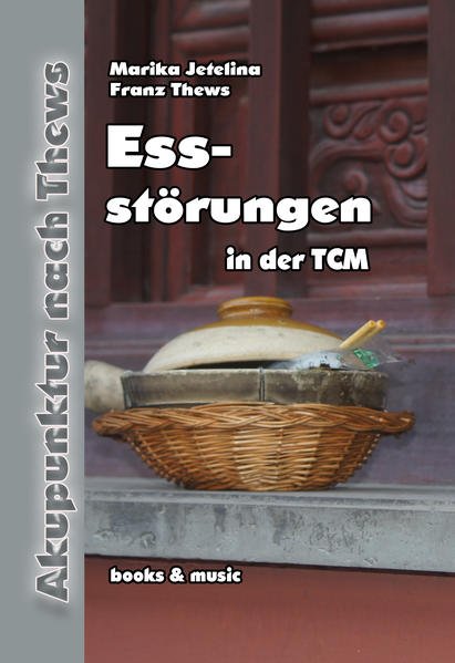 Essstörungen in der TCM - Coverbild