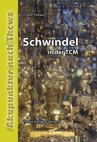 Schwindel in der TCM - Coverbild