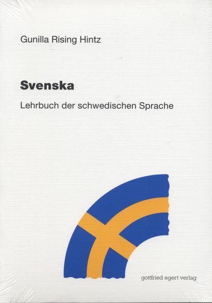 Svenska. Lehrbuch der schwedischen Sprache. - Coverbild