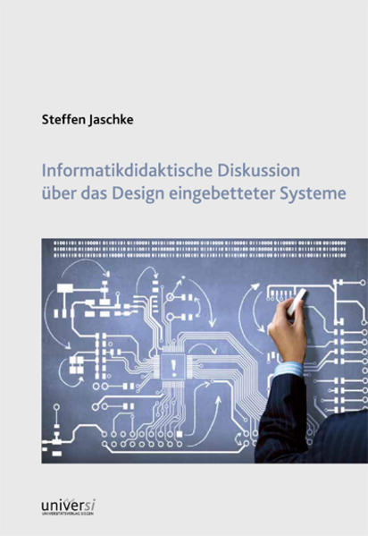 Informatikdidaktische Diskussion über das Design eingebetteter Systeme - Coverbild