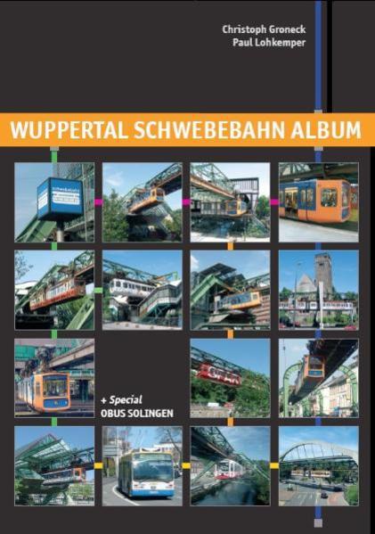 Wuppertal Schwebebahn Album - Coverbild