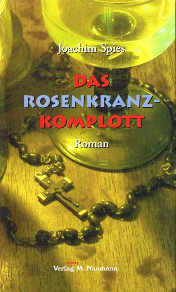 Das Rosenkranz-Komplott - Coverbild