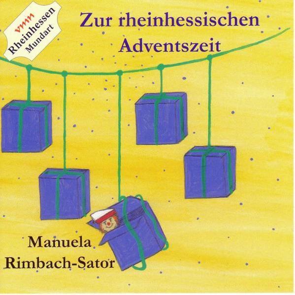 Zur rheinhessischen Adventszeit - Coverbild