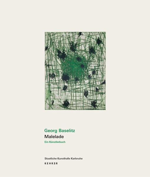Georg Baselitz – Malelade - Coverbild