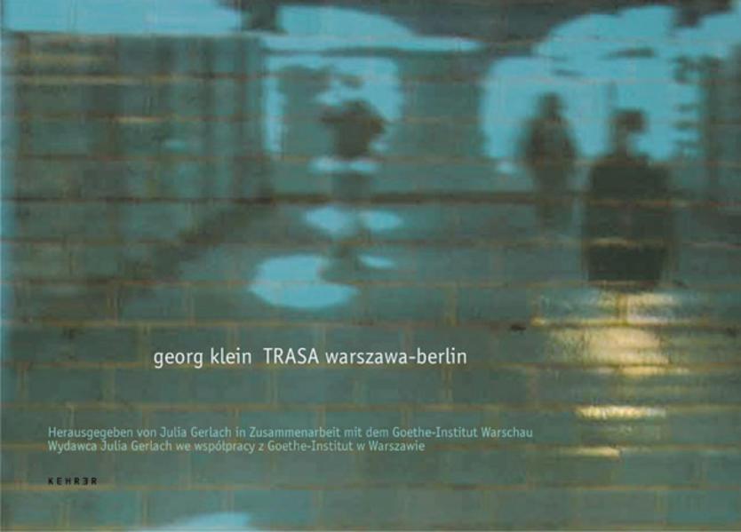 Georg Klein – TRASA - Coverbild