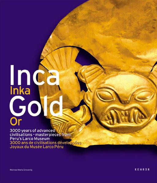 InkaGold - Coverbild